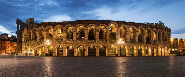 Verona Arena - Hotel De' Capuleti 3-star