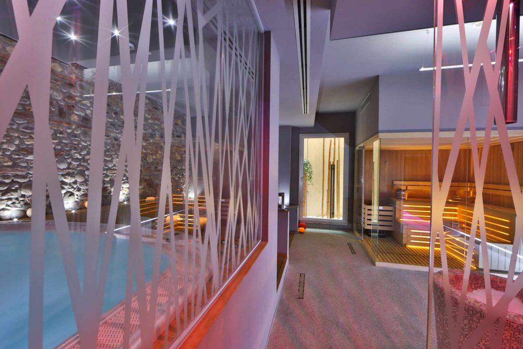 Wellness center Hotel De' Capuleti