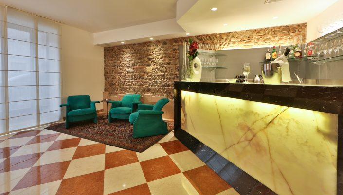 Lounge bar Hotel De' Capuleti Verona