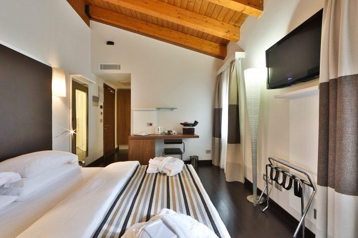 Superior room hotel De' Capuleti - Verona