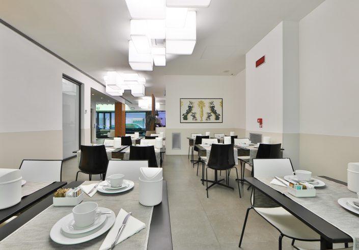 Breakfast room Hotel Verona 3-star