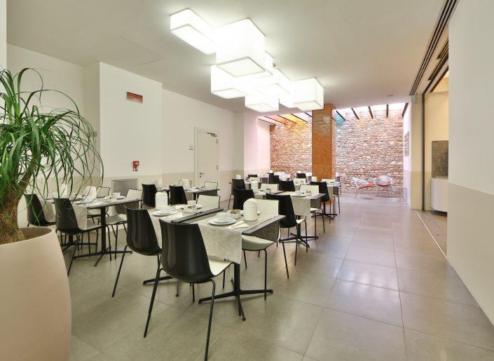 Breakfast room - Hotel De' Capuleti