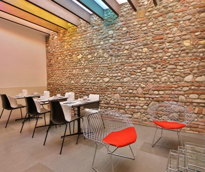 Sala colazioni - Hotel 3 stelle Verona