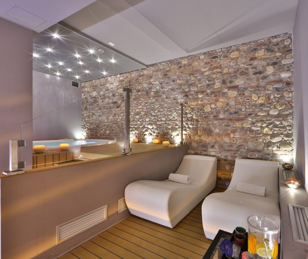 Area Relax - Centro Namastè - Hotel 3 stelle Verona