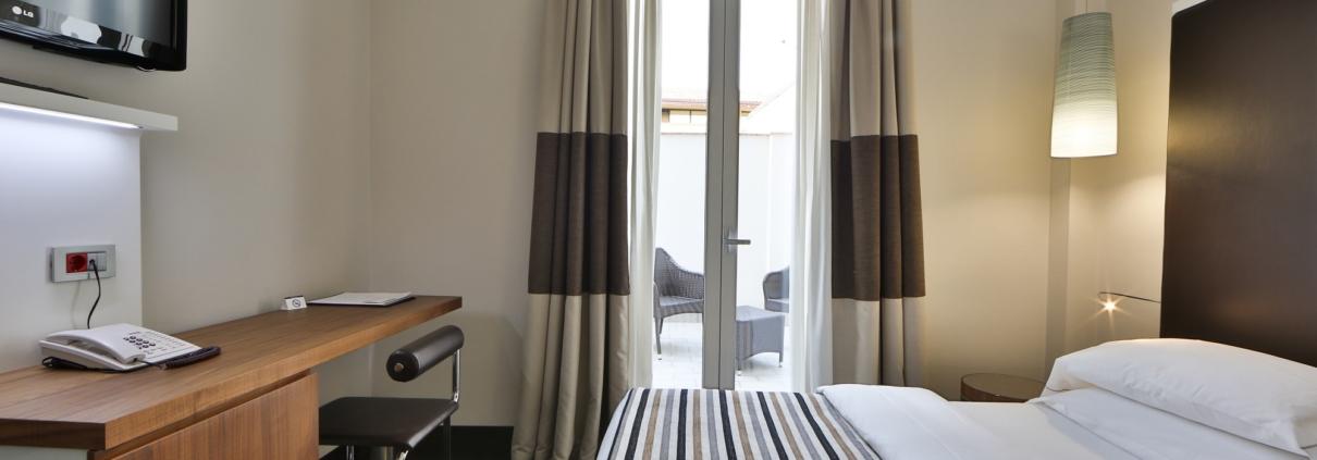 Camere Hotel De' Capuleti
