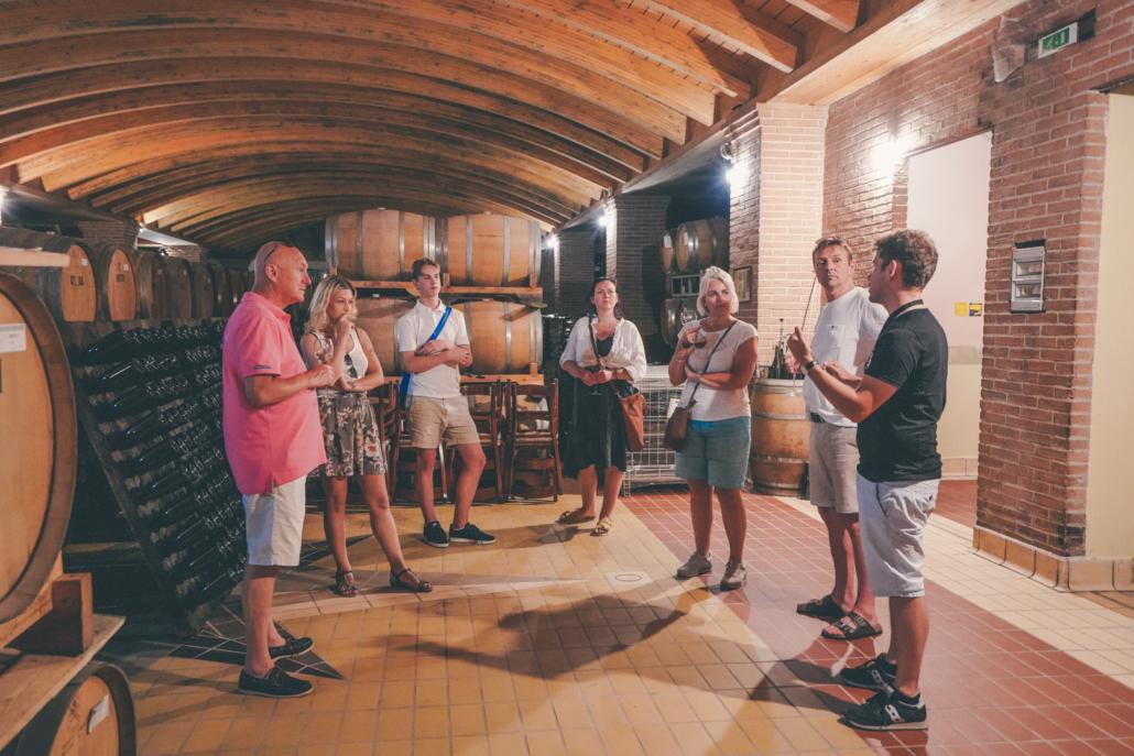 Wine Ticket - Winery tasting